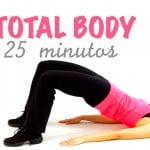 TOTAL BODY 25 minutos