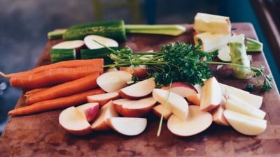 Alimentos saciantes bajos en calorías