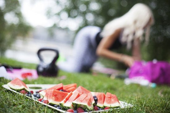 Hacer deporte ayuda a comer sano, lo sabias